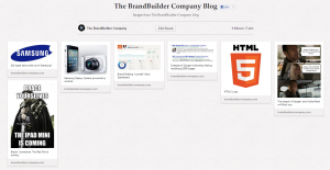 The BrandBuilder Company Blog Board on Pinterest