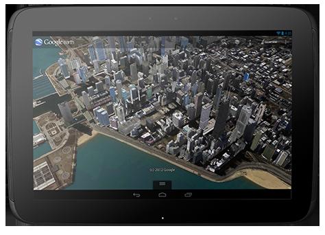 Android 4.2 - Nexus 10