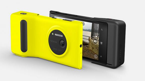 Nokia Lumia 1020 Camera Grip.