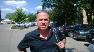 Photo of Jerry Grundman taken with the Nokia Lumia 520.